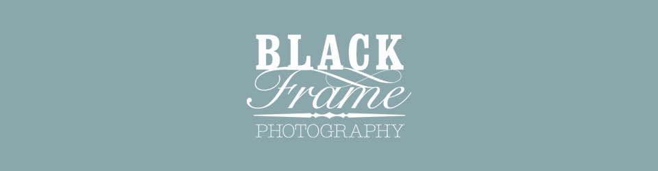Black Frame Photography logo